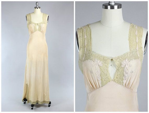 RESERVED Rare 1930s Lingerie / Daphne Rivoire by TheVintageNet