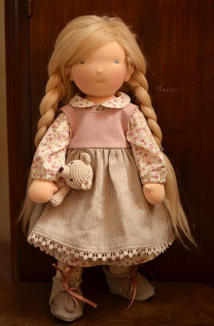 1136 Best Images About Waldorf Dolls For Little One On