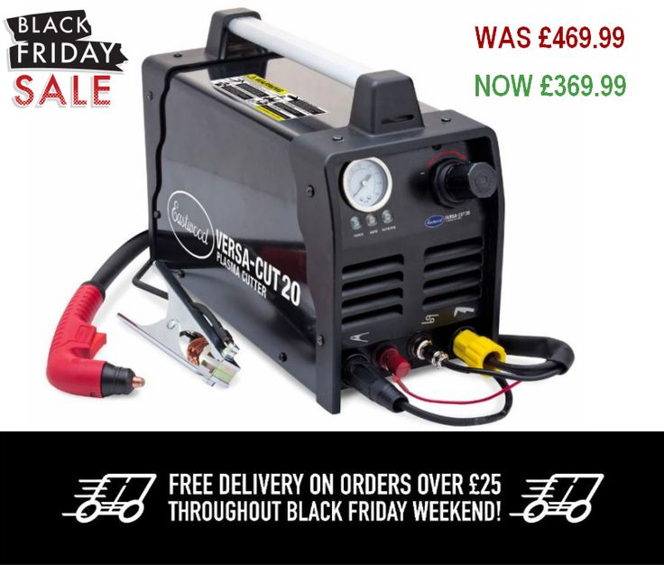 Eastwood Versa Cut Plasma Cutter Welder (40amp). When They're Gone, They're Gone!