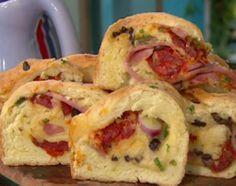 Rosca de Reyes salada