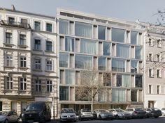 best architects architektur award // zanderroth architekten / zanderroth architekten / cb19 / Wohnungsbau/Mehrfamilienhäuser