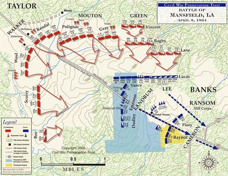 Best Red River Campaign Images On Pinterest Civil Wars - The red river map us