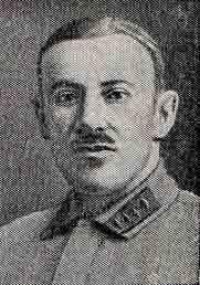 Николай Владимирович Соллогуб (1883 — 1937) — советский военачальник, комдив, репрессированный в 1937 году [