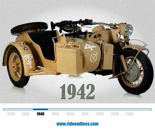 Diseñada para una configuración todo-terreno con sidecar para uso militar, la R 75 tenía un motor OHV de nuevo desarrollo, caja de cambios con relación de desmultiplicación baja y marcha atrás. Esta fue la única motocicleta BMW producida exclusivamente para uso militar