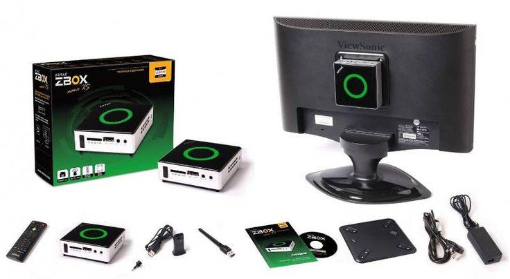 Zotac Tingkatkan Kinerja Mini PC ZBox nano XS | Techno Bali