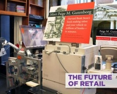 Featured: In-Store Tech Allows Customers To Print Books On Demand [Future Of Retail]