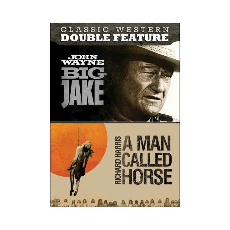 Big Jake/A Man Called Horse [2 Discs]