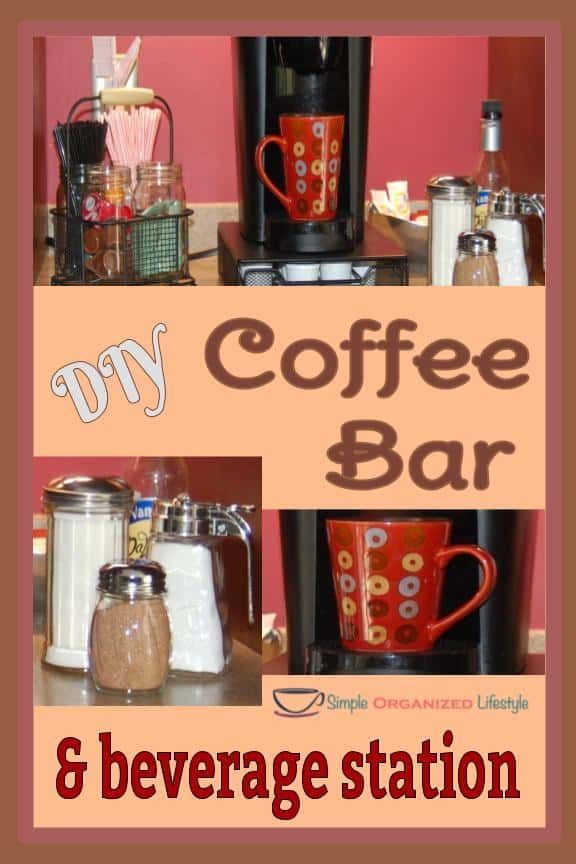 Diy coffee bar and beverage station ideas for the kitchen coffee diy coffee bar and beverage station ideas for the kitchen coffee diy solutioingenieria Gallery