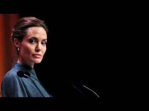 Angelina Jolie: Sexual Violence Has 'Nothing To Do With Sex'