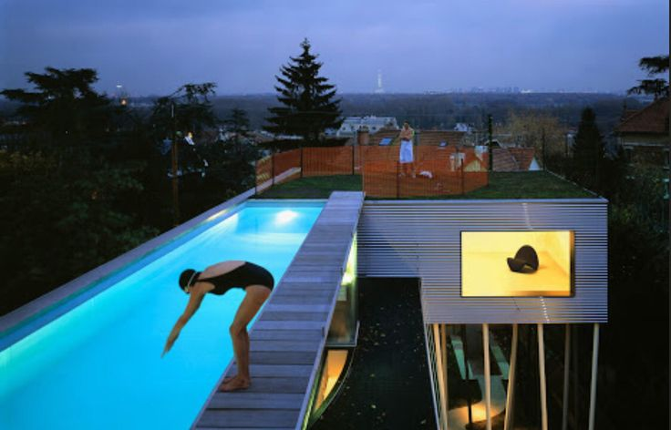 Villa dall'Ava - Rem Koolhaas