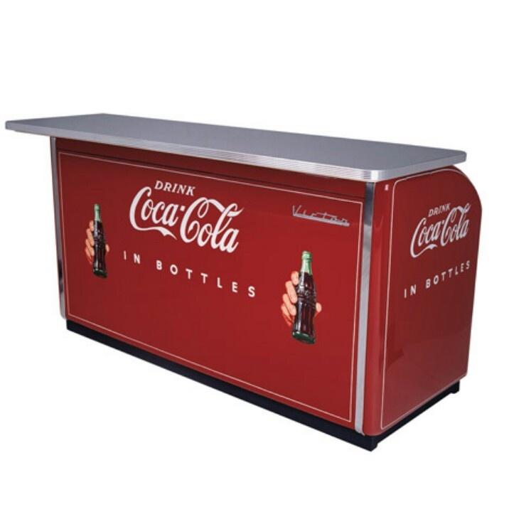 coke soda machine