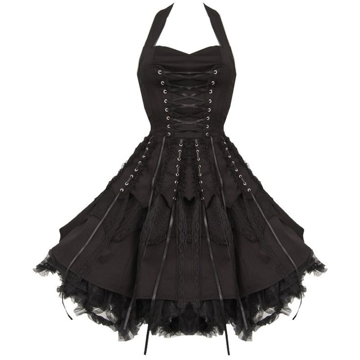 Image detail for -... Celebrity Fashion   Photoshoots - GOTH BRIDESMAID CORSET PROM DRESS