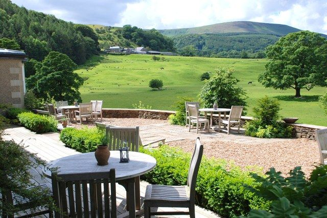 The Inn at Whitewell, Clitheroe, Lancashire