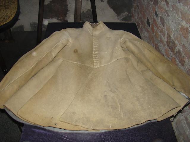 Gustav Adolf's buffcoat.