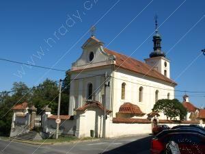 kostel sv prokopa /středokluky