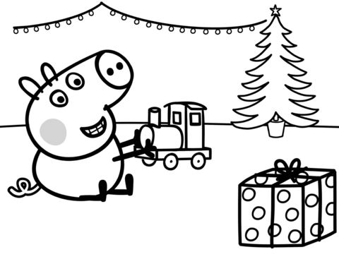 42 best Peppa Pig Coloring Pages images on Pinterest Pigs Peppa
