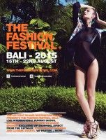 THE FASHION FESTIVAL BALI 2015