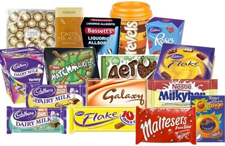 Image result for british chocolate