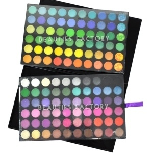 Beauties Factory 120 Colors Eye Shadow Palette Set - ESSENTIALS