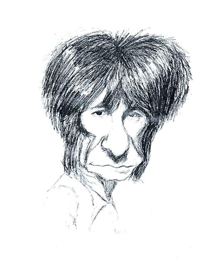 J Vasquez - caricatura de Arturo Vargas