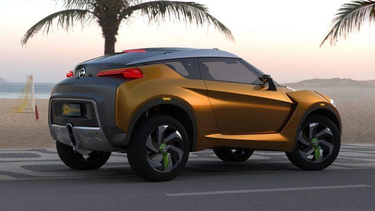 Nissan Extrem Concept Car Photo