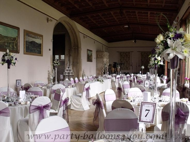 Wedding Chair Cover Hire In Bristol