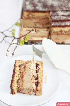 Ciasto z masą kawową - Swiatciast.pl