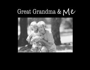 """Great Grandma & Me 4""""x6"""" Photo Frame"""