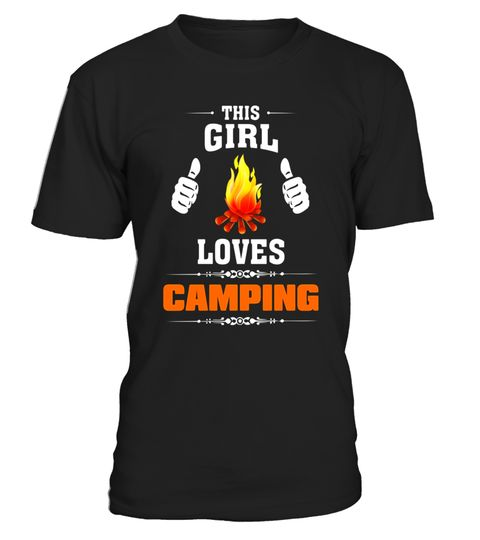 "# This Girl Loves Camping T Shirt-Funny Camper Sayings Tees .  Special Offer, not available in shops      Comes in a variety of styles and colours      Buy yours now before it is too late!      Secured payment via Visa / Mastercard / Amex / PayPal      How to place an order            Choose the model from the drop-down menu      Click on ""Buy it now""      Choose the size and the quantity      Add your delivery address and bank details      And that's it!      Tags: This funny novelty tee…"