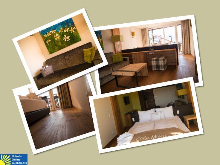 Suite im Hotel Chesa Monte, Fiss, Tirol