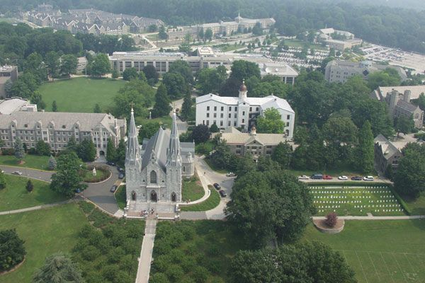 Villanova - best college years a girl could have asked for