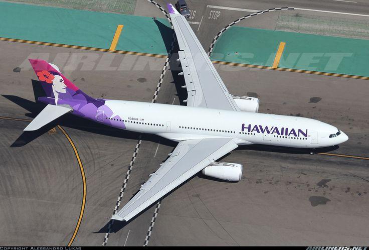 Hawaiian Airlines Airbus A330-243