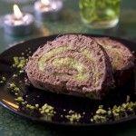 Buche de Noël chocolat vanille, la recette d'Ôdélices : retrouvez les ingrédients, la préparation, des recettes similaires et des photos qui donnent envie !
