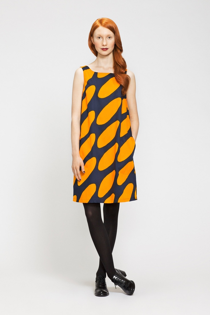 Beautiful Marimekko dress