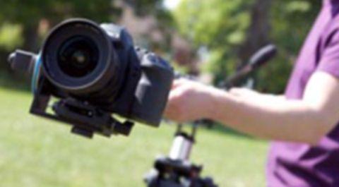 Filmen met DSLR