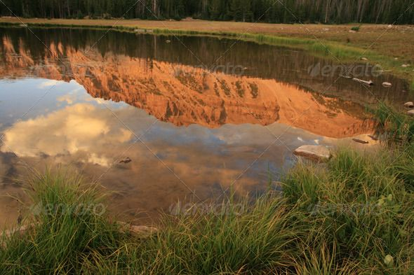 DOWNLOAD :: https://realistic.graphics/article-itmid-1003898615i.html ... mount Hayden reflection ...  Utah, clouds, evening, grass, hayden, mount hayden, mountain, pond, pool, reflection, sunset, uinta mountains, uintas  ... Templates, Textures, Stock Photography, Creative Design, Infographics, Vectors, Print, Webdesign, Web Elements, Graphics, Wordpress Themes, eCommerce ... DOWNLOAD :: https://realistic.graphics/article-itmid-1003898615i.html