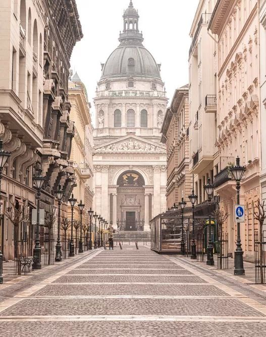 Budapest, Hungary. This is one of my favorite spots in the whole city!
