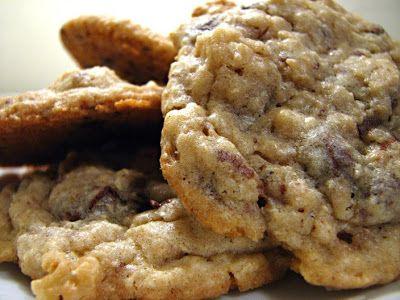 Vicarious Foodie: Urban Legend Cookies Nieman Marcus Cookie
