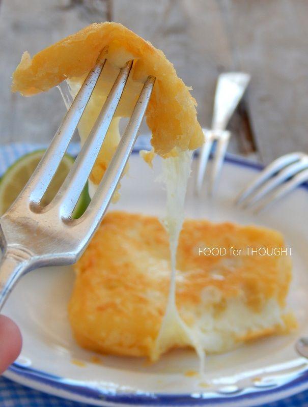 Το μεγαλειώδες  τυρί σαγανάκι το ανακάλυψα σε πολύ μικρή ηλικία όταν δεν έτρωγα κανένα τυρί, ούτε καν τυρί του τοστ. Ήταν από ...