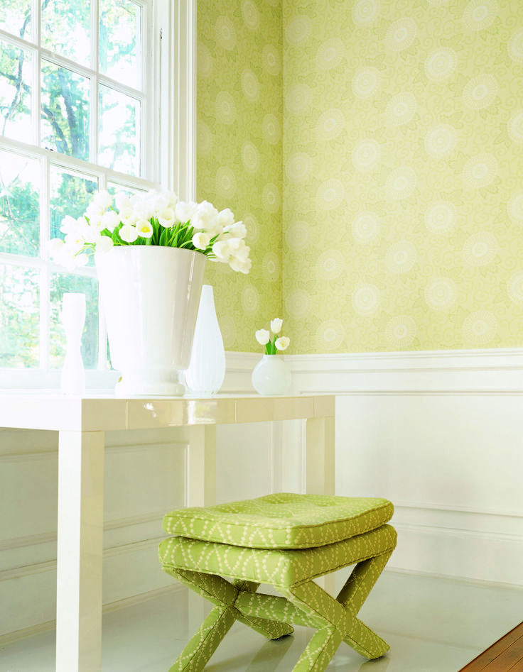 17 best Paper the Powder Room! images on Pinterest | Bathroom ideas ...