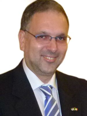Israeli Ambassador to Ireland - Boaz Modai.