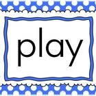 Journeys First Grade High Frequency Word Slide Show/ Flip chart: Are you excited that your district is purchasing the new Journeys Common Core 2014 Reading Series? If you teach first grade (or kindergarten) you w...