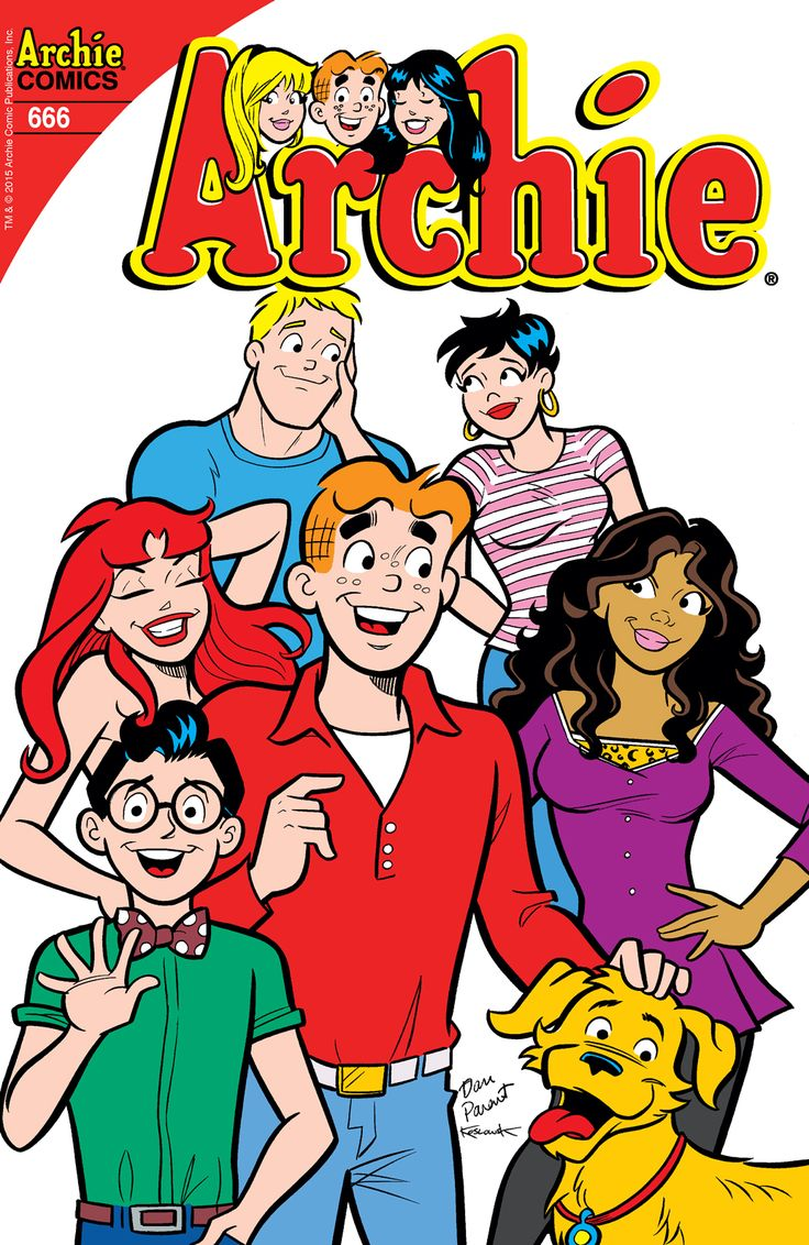 Archie comics archie comics sneak peek of the week major spoilers - Image Result For Archie Comics