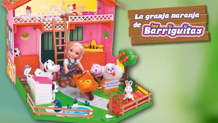 BARRIGITAS - La Granja Naranja - SUSCRIBETE a mi canal: http:/youtube.com/user/ipadmacpc JUEGO GRATIS: http://www.barriguitas.es/es/juegos