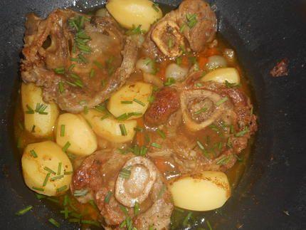 25 best veau en sauce ideas on pinterest boeuf en sauce - Cuisiner jarret de veau ...
