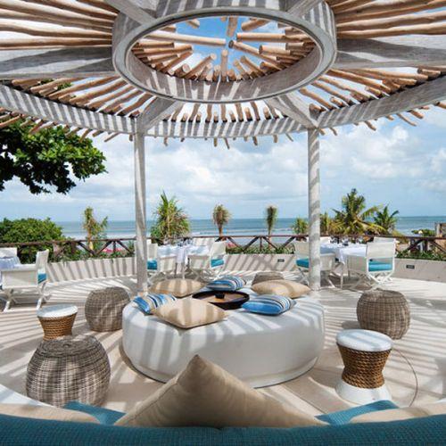 Cocoon Beach Club, Bali, Indonesia