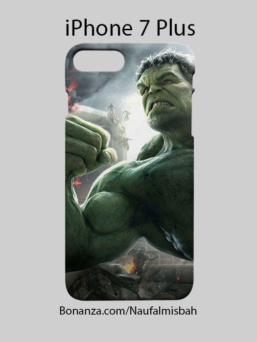Hulk iPhone 7 PLUS Case Cover Wrap Around
