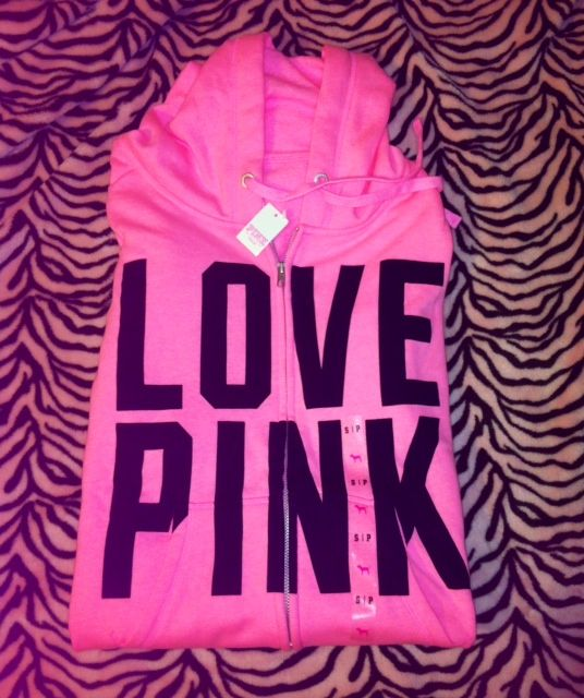 119 best Hoodies images on Pinterest | Pink clothes, Victoria ...