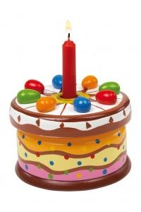 gateau-anniversaire-en-bois-a-decouper-réutilisable-jouets-jeux-enfants-rétro-vintage. - Chic et Déco