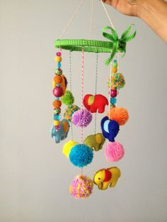 handmade baby mobile - Google Search